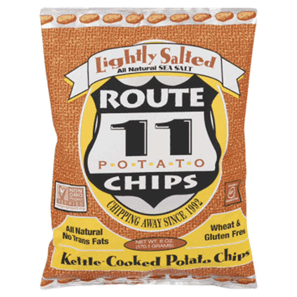 Route 11 Lightly Salted Chips