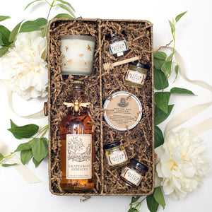 W & C Save The Bees Gift Box