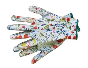English Blooms Weeding Gloves