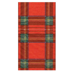 Royal Plaid Napkin Collection