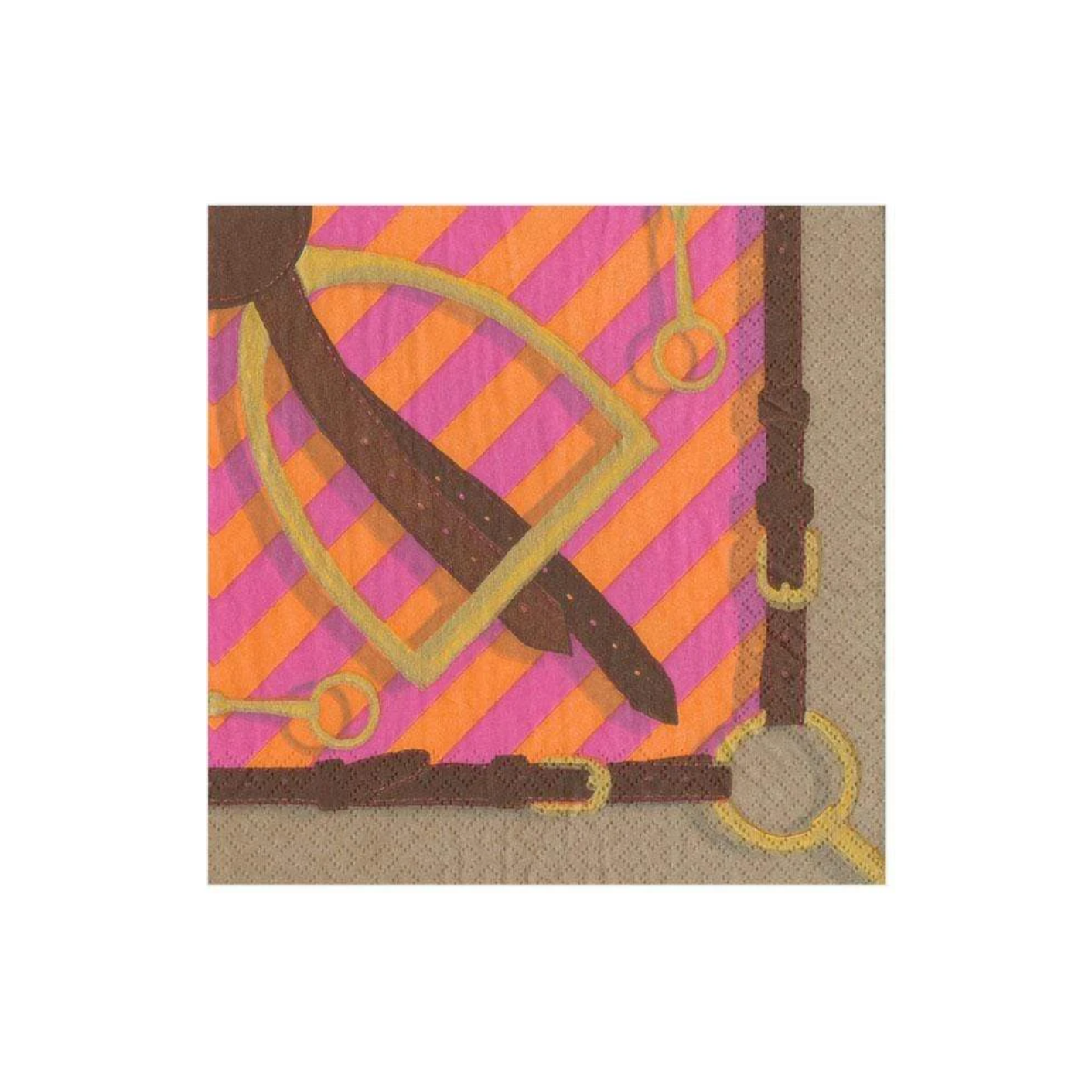 Stirrups & Silks Napkins