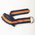 Wide-Grosgrain-Navy/Orange-D-Ring-Belt