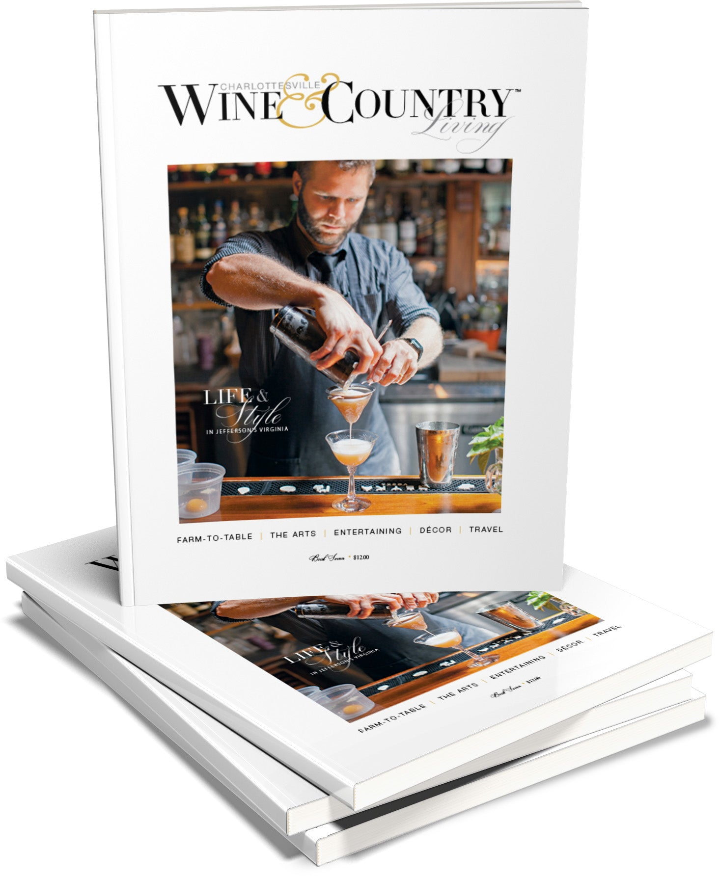 W&C Life Book 7 - Fall 2018 PRINT - SINGLE ISSUE