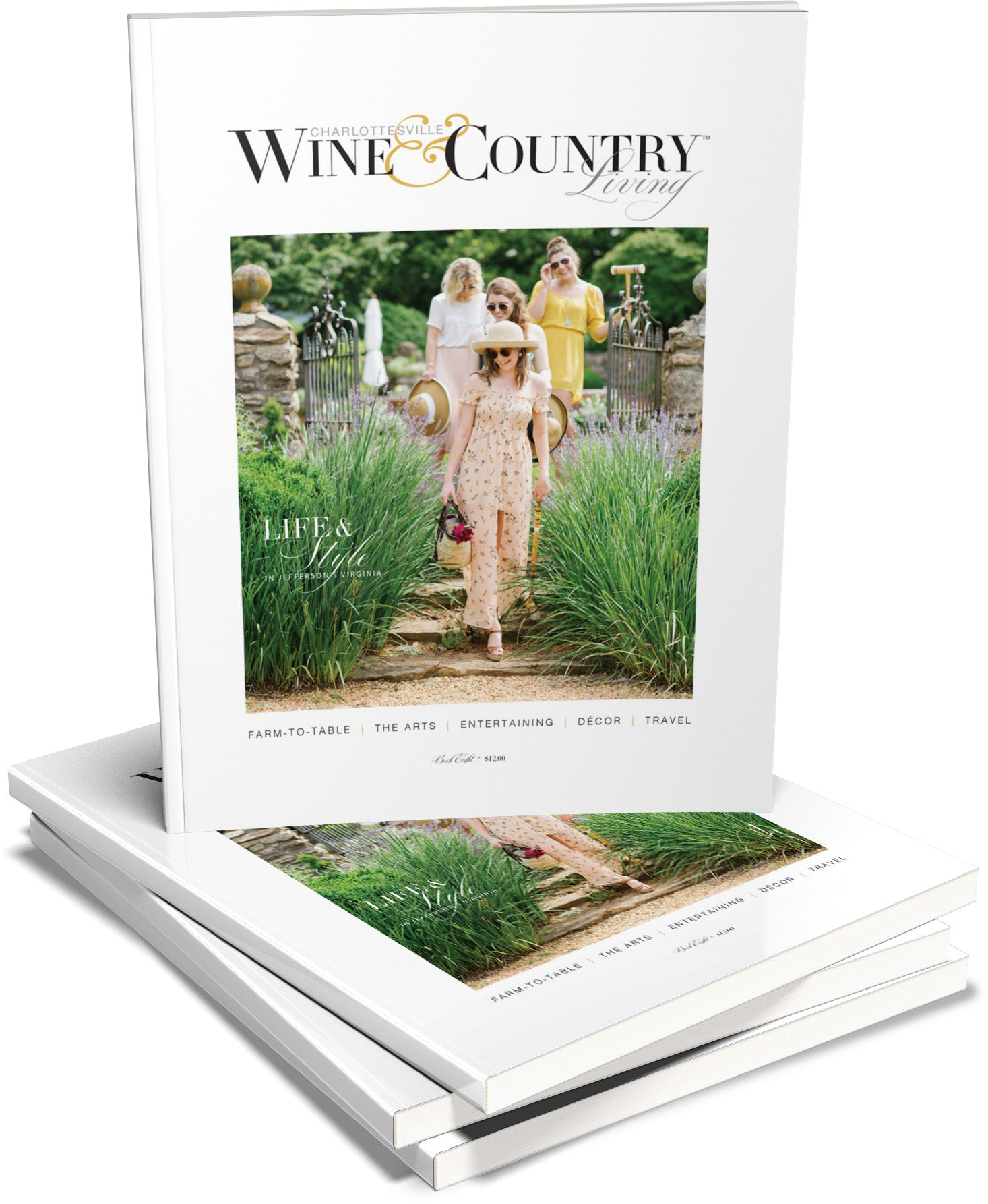 W&C Life Book 8 - Spring 2019 PRINT - SINGLE ISSUE