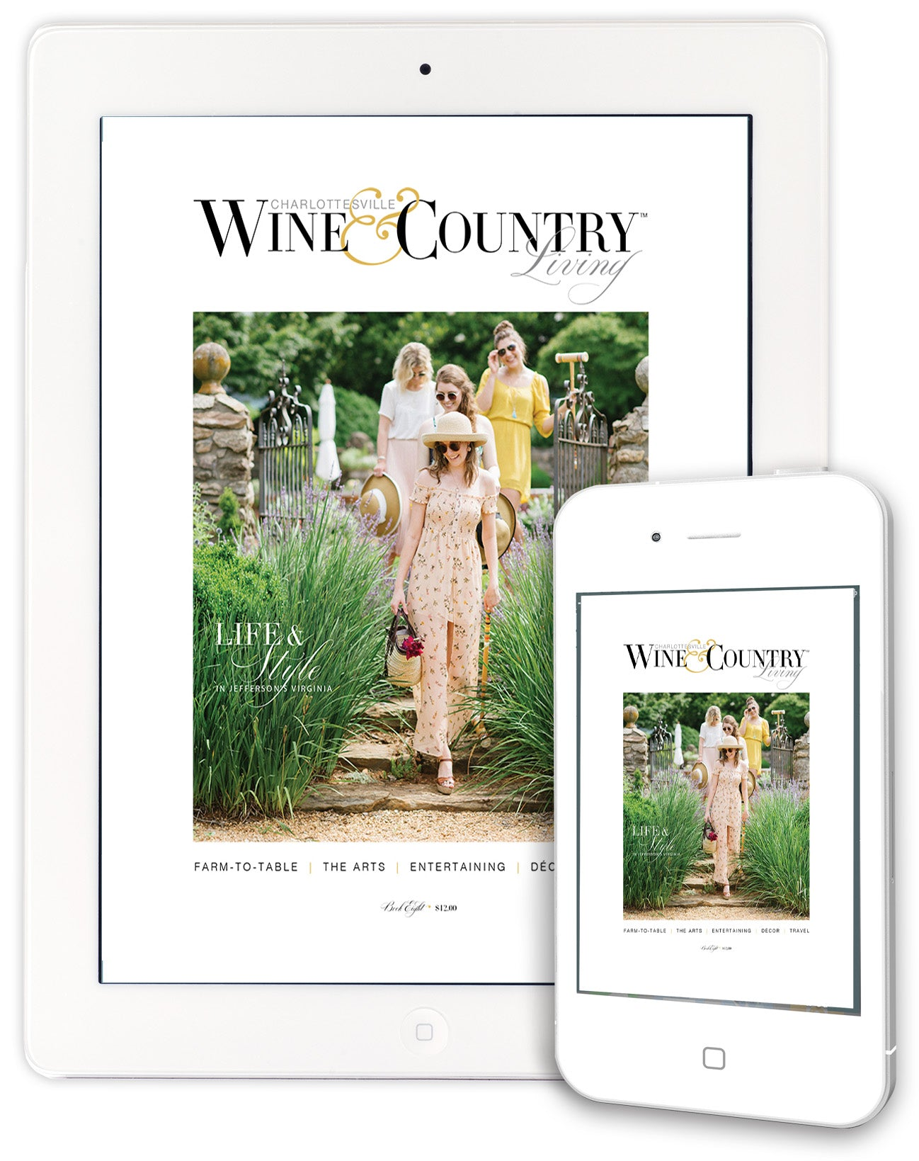 W&C Life Book 8 - Spring 2019 DIGITAL - SINGLE ISSUE