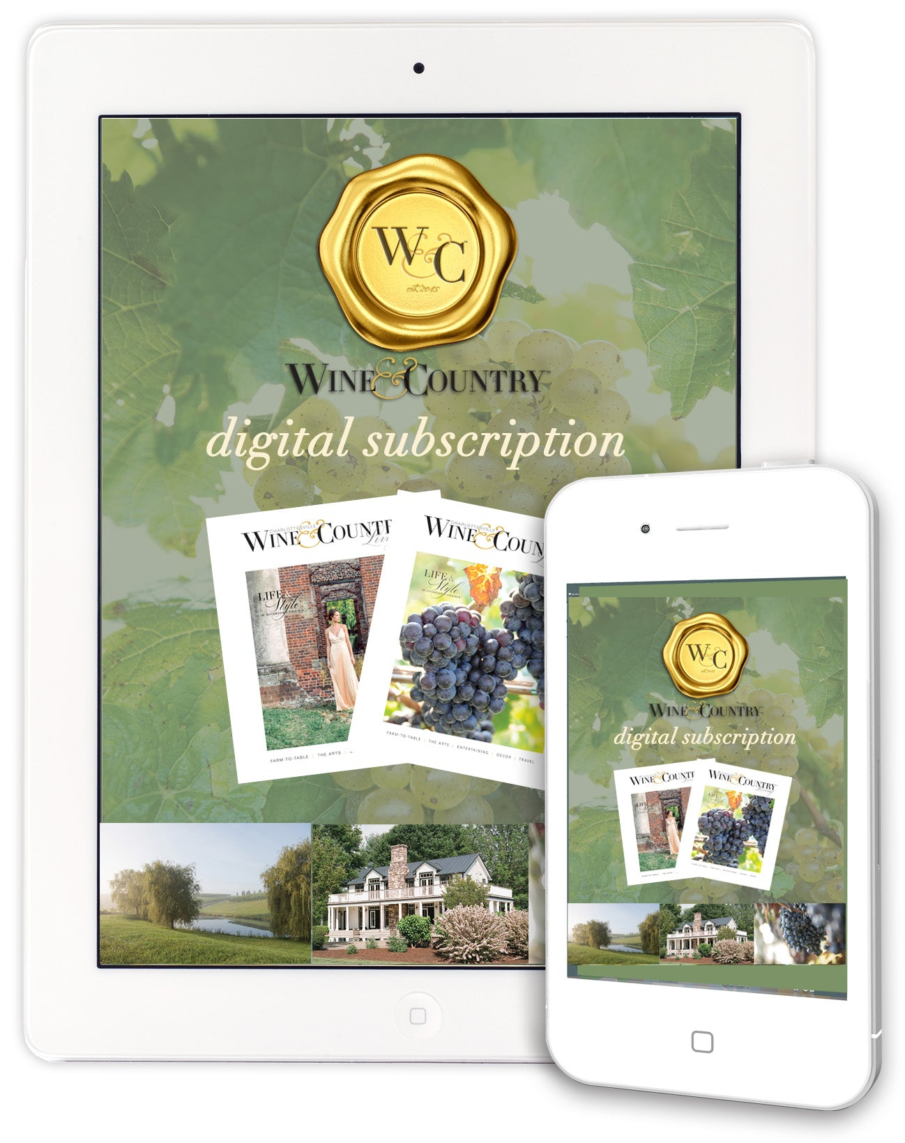 W&C LIFE SUBSCRIPTION - DIGITAL