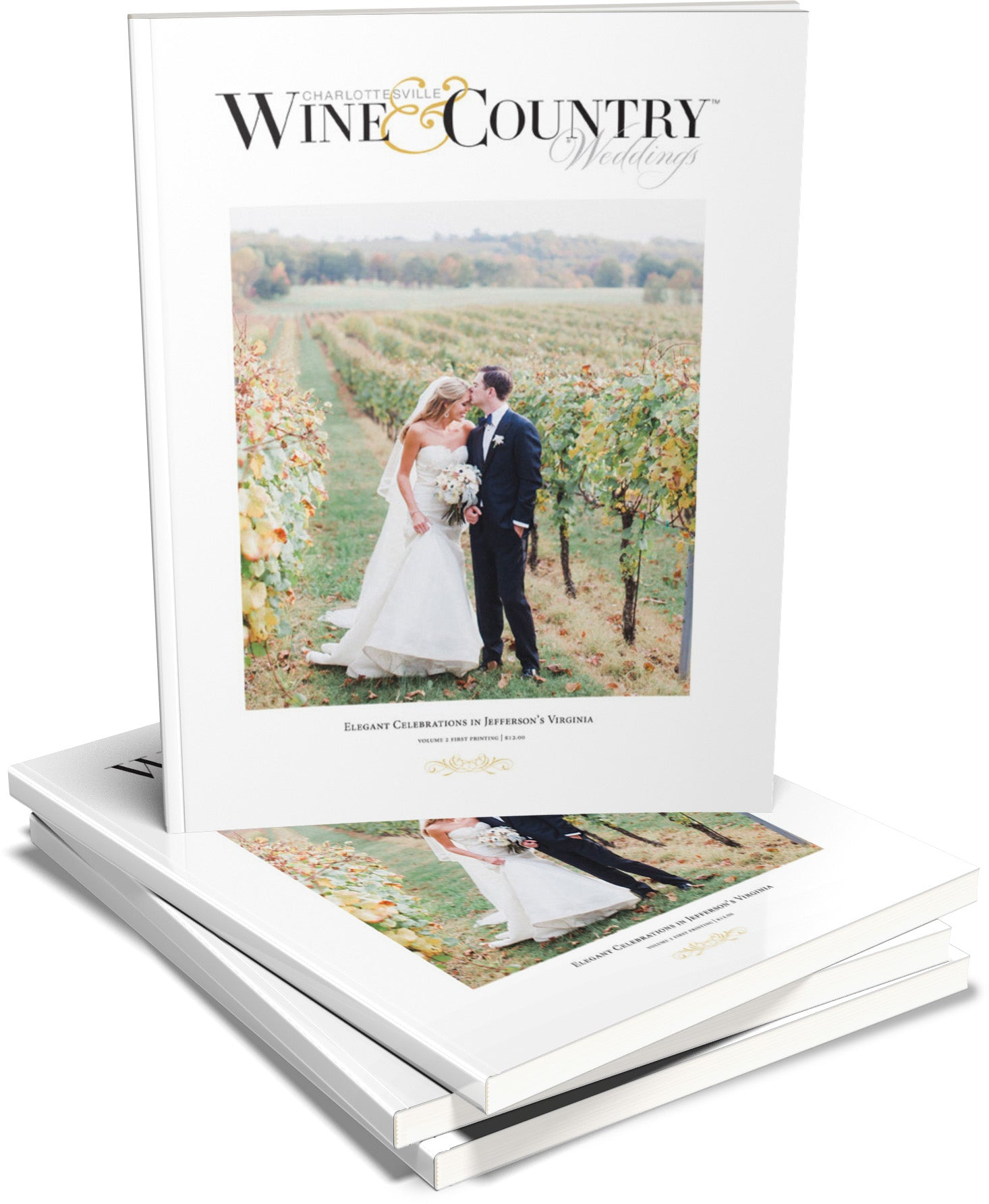 W&C Weddings Vol. 2 PRINT - SINGLE ISSUE