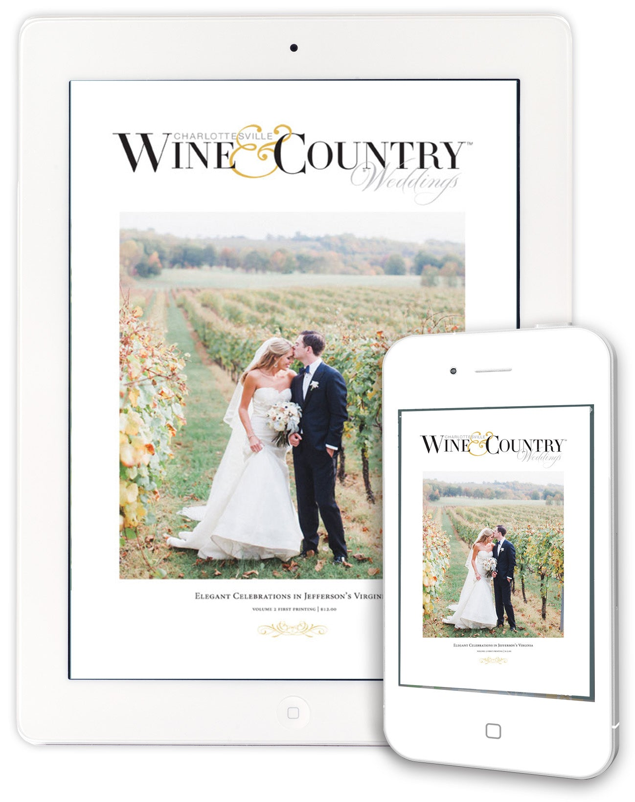 W&C Weddings Vol. 2 DIGITAL - SINGLE ISSUE