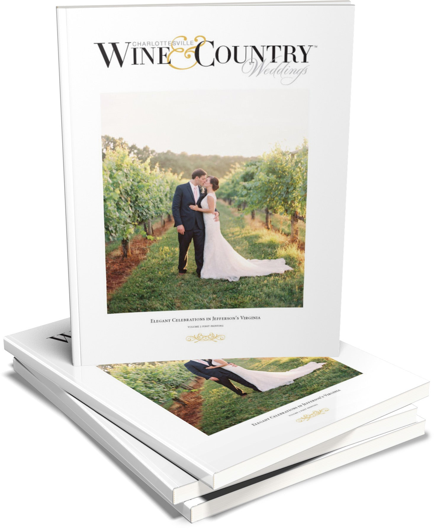 W&C Weddings Vol. 3 PRINT - SINGLE ISSUE