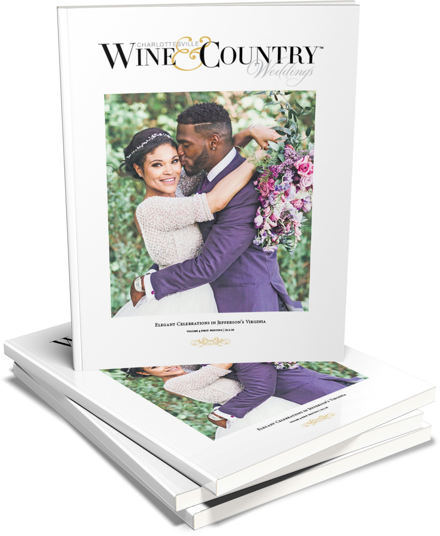 W&C Weddings Vol. 4 PRINT - SINGLE ISSUE