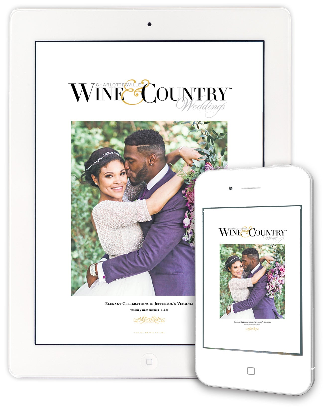 W&C Weddings Vol. 4 DIGITAL - SINGLE ISSUE