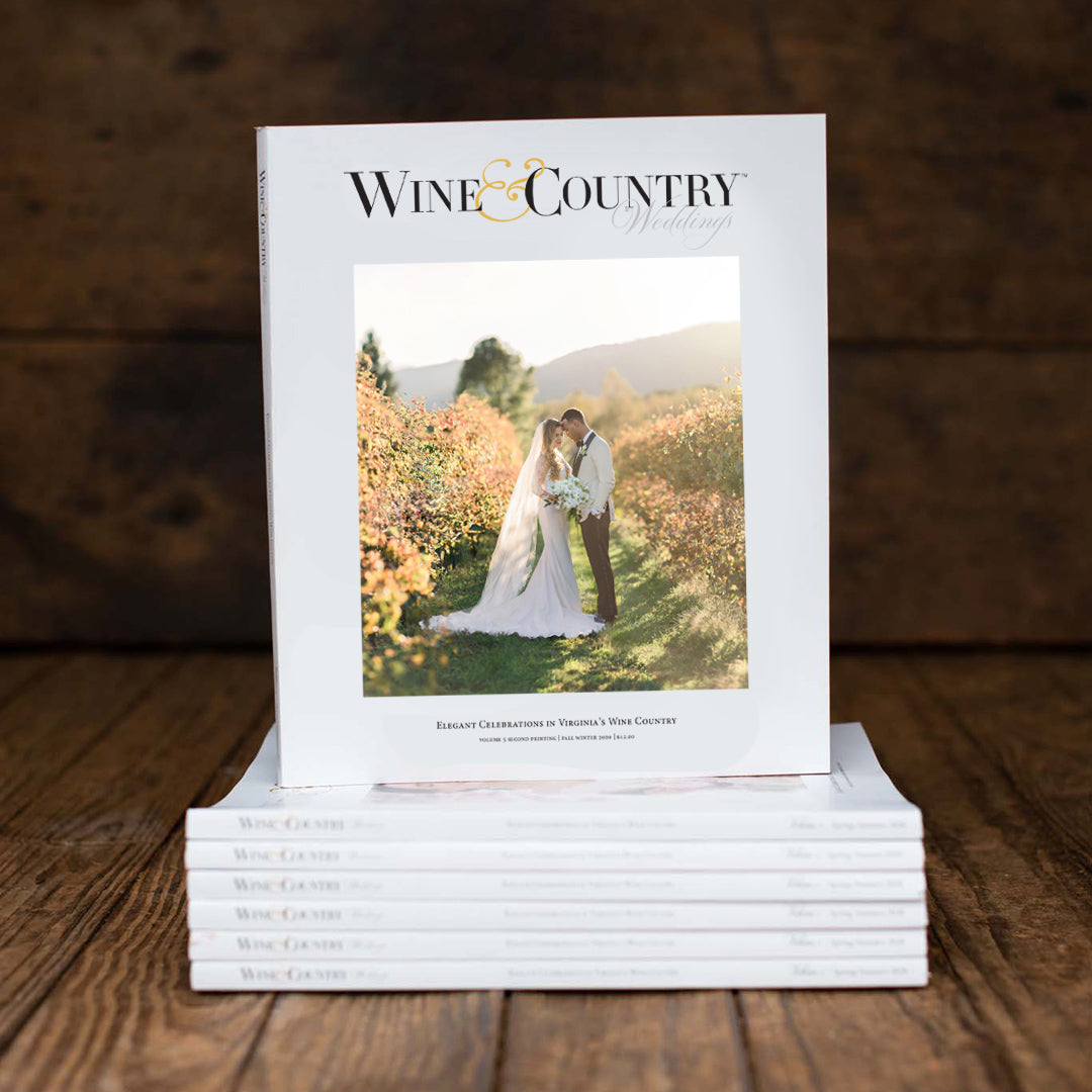 W&C Weddings Vol. 5 PRINT - SINGLE ISSUE