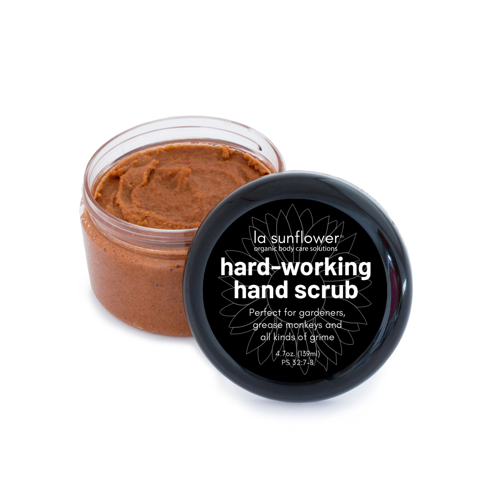 Hard Working Hand Scrub