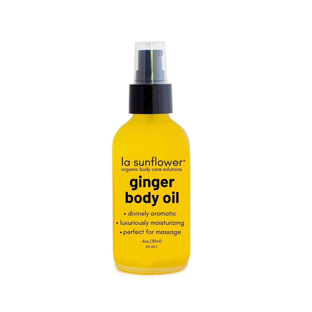 Ginger Body Oil