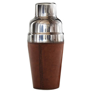 Sherando Leather Cocktail Shaker