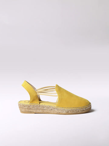 Nuria Low Wedge Espadrille