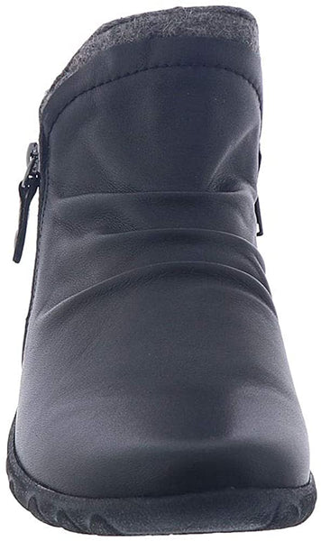 Amalie Side Zip Boot