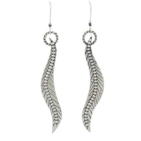 Calor Earring-Sterling Silver