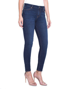 Penny Ankle Skinny 4-Way Stretch Contour