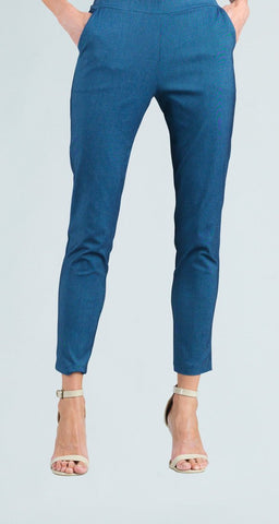 Skinny Pull On Techno Ankle Pant