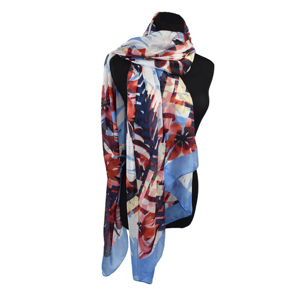 Viktoria Tropical Scarf