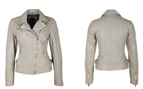 Sophia 4RF Leather Jacket