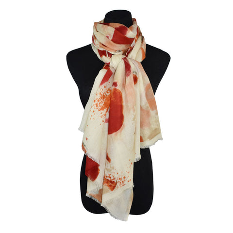 Marilyn Abstract Scarf