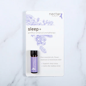 Sleep+gemfleur enhanced aromatherapy