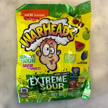 Load image into Gallery viewer, War Heads - Extreme Sour Pack