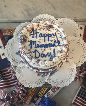 Load image into Gallery viewer, Memorial Day Ice Cream Cake