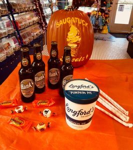 Pumpkin Pie Float Kit