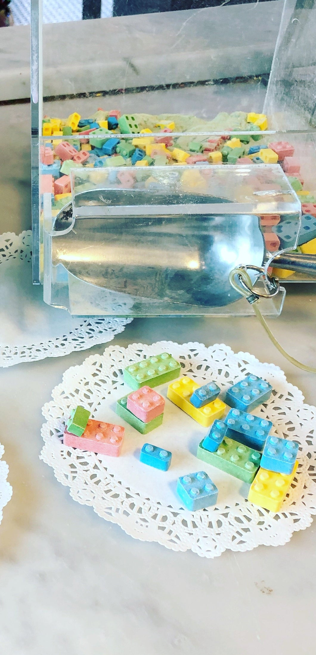 Hard Candy Building Blocks - Loose Candy Bag