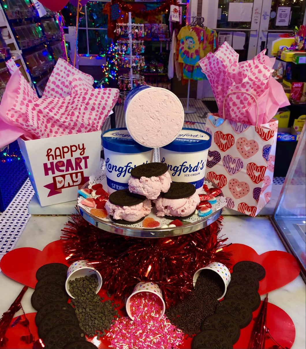 Valentine's Day Special: Valentine Cookie Kit!