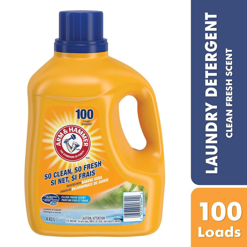 Arm & Hammer Clean Fresh Scent