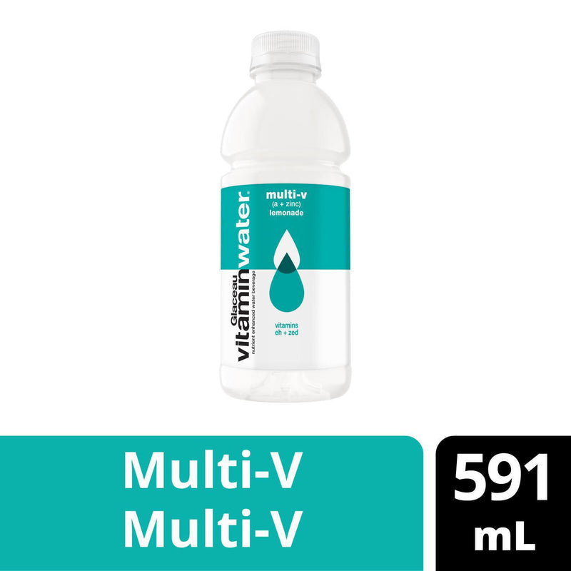 Glacéau vitaminwater® Multi-V Bottle, 591 mL