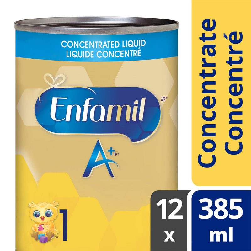 Enfamil A+® Baby Formula, Concentrated Liquid Cans