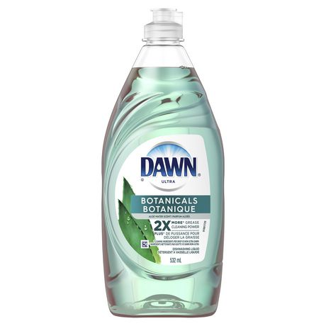 Dawn Ultra Escapes Dishwashing Liquid, New Zealand Springs