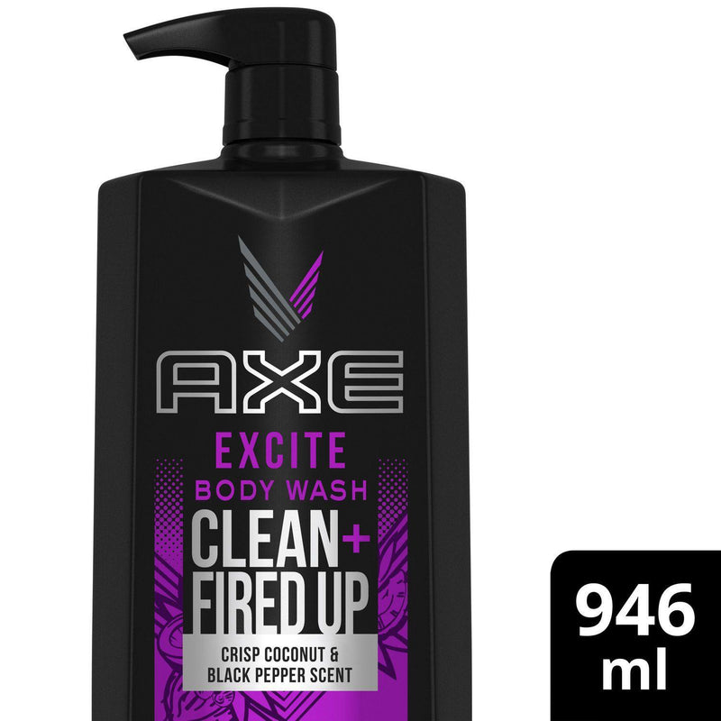 AXE Excite Shower Gel