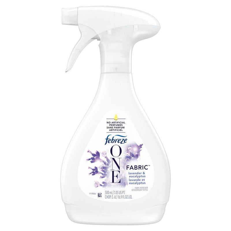 Febreze One Fabric Refresher, Lavender & Eucalyptus