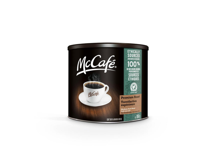 McCafé® Premium Roast Ground Coffee, 950g