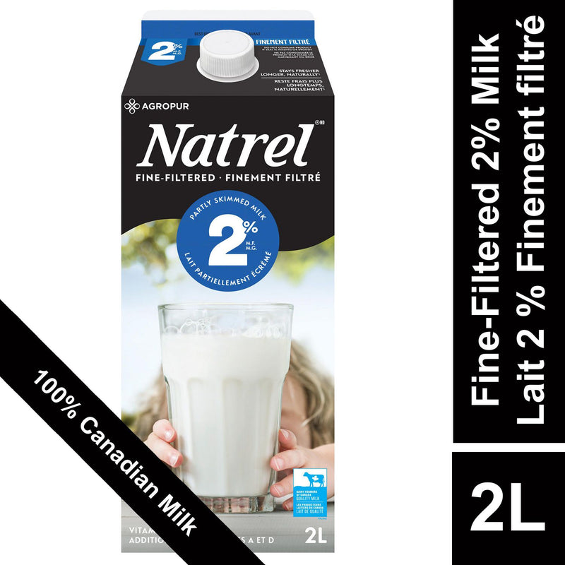 Natrel Fine-filtered 2% Milk