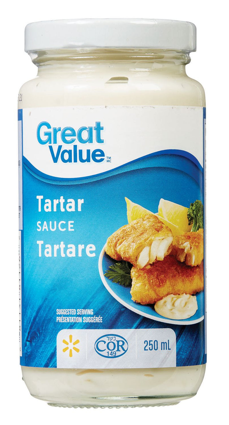 Great Value Tartar Sauce