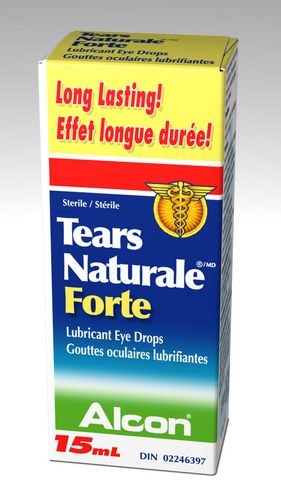 Tears Naturale Forte Lubricant Eye Drops