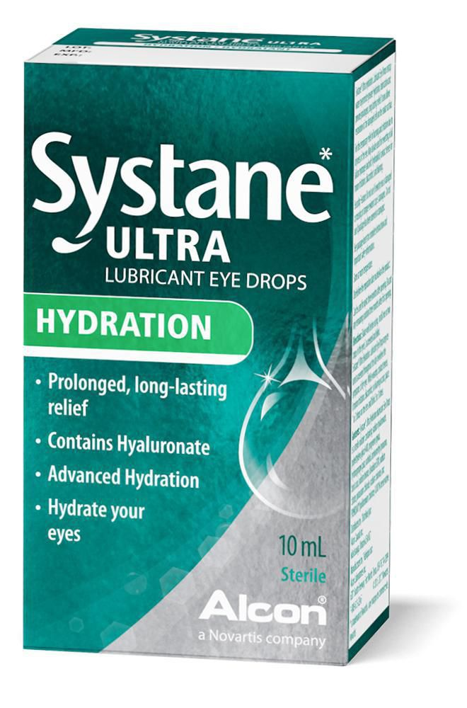 Systane® Ultra Hydration Lubricant Eye Drops