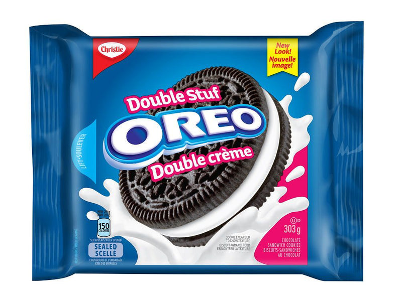 OREO Double Stuf Sandwich Cookies