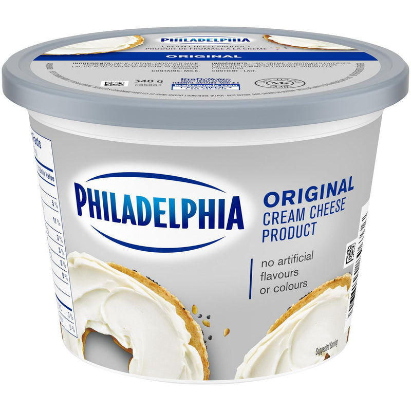 Philadelphia Original Cream Cheese ,340g