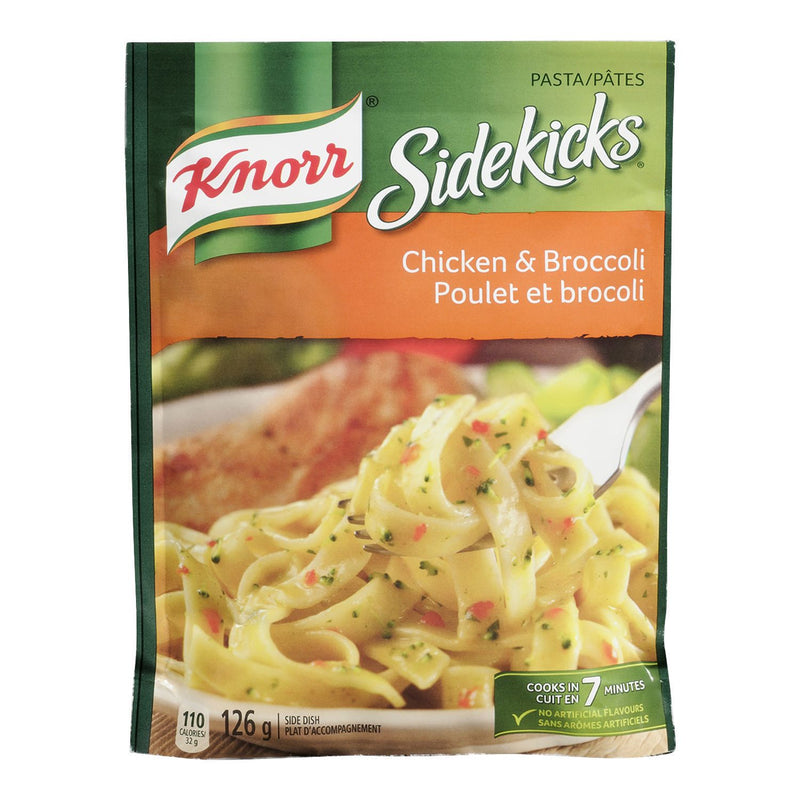Knorr Sidekicks Chicken & Broccoli Pasta