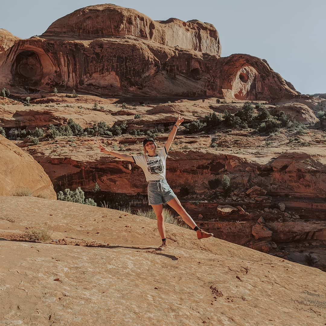 Shop Tee Styled By You in Moab