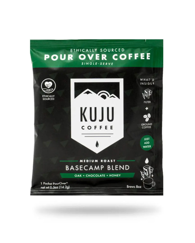 Camp Coffee - Basecamp Blend 10 Pack