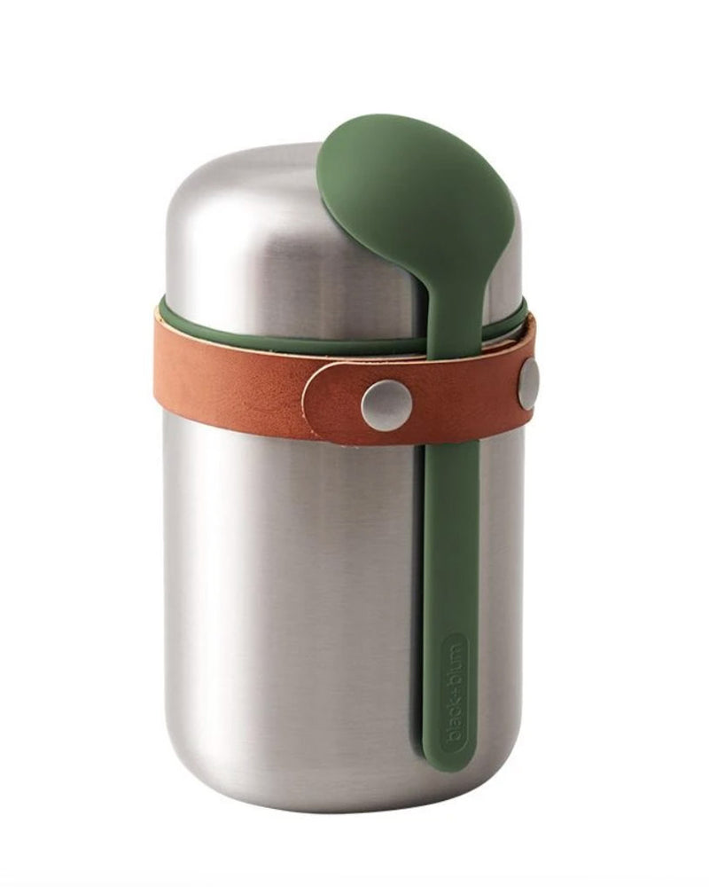 Food Flask - Forest Green